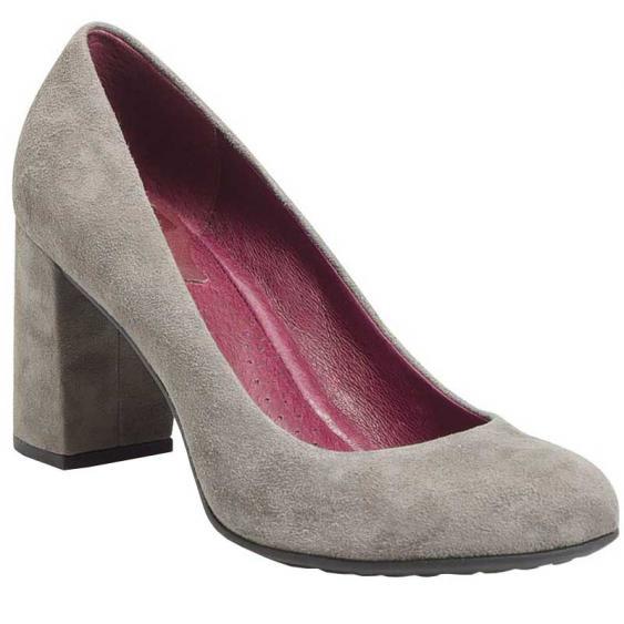 ONO Alpena Grey Suede N28522 (Women's)