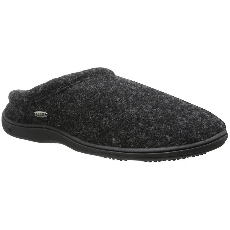 Men'S Acorn Black Tweed Digby Gore