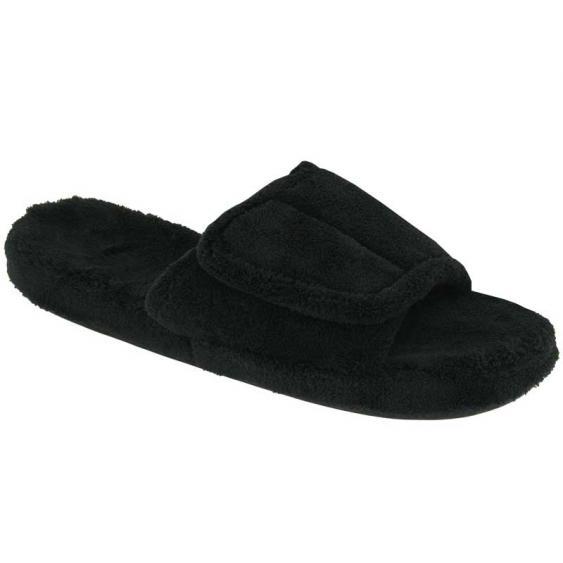 Acorn Spa Slide Black A10602AAA (Men's)