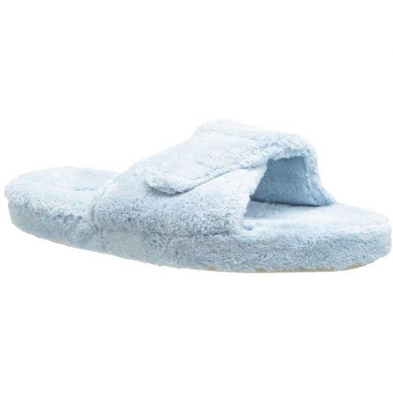 Acorn Spa Slide Powder Blue A10155AEV (Women's)