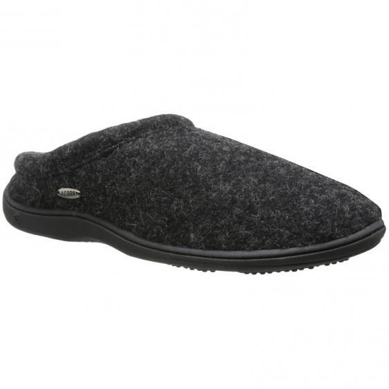Acorn Digby Gore Black Tweed A10126BTD (Men's)