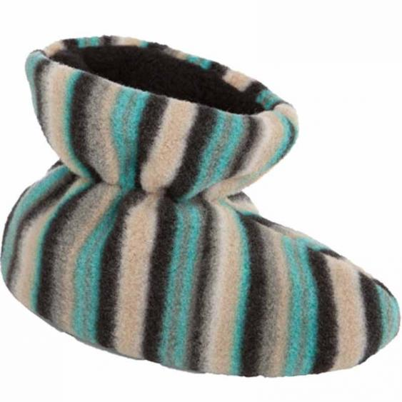 Acorn Easy Bootie Neutral Fun Stripes A10811FSN (Infant)