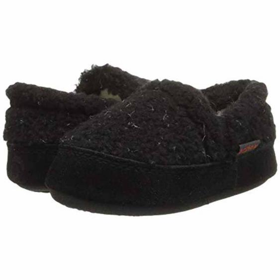 Acorn Colby Gore Moc Black Berber 10036-ACE (Youth)