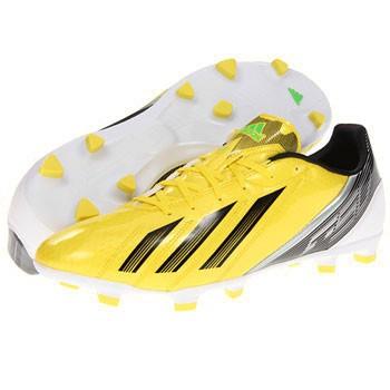 Adidas F10 TRX FG Yellow   Black   Green G65347 (Men s) b0aeaf884