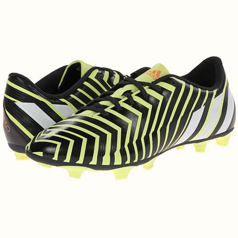 35b4affa322 Adidas Predito Instinct FG Yellow   White   Grey B35493 (Men s). Loading  zoom