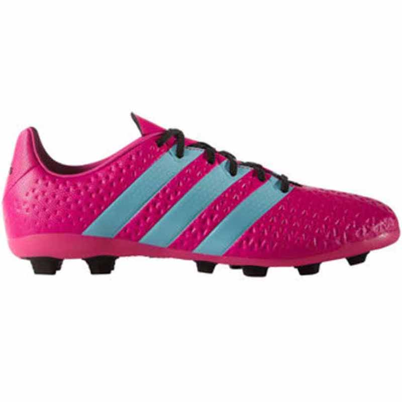 best authentic 476dd 655dc Adidas ACE 16.4 FXG J Pink / Black AF5016 (Youth)
