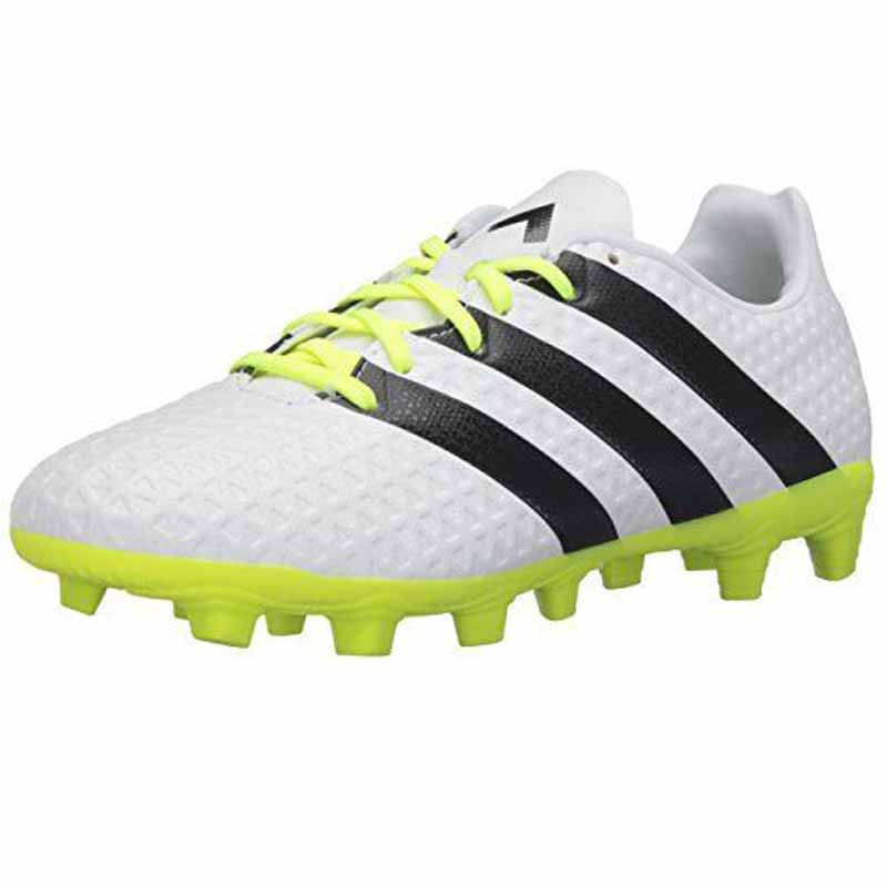 e12763fb7a2 Adidas Ace 16.4 FXG W White   Black   Yellow S42141 (Women s)