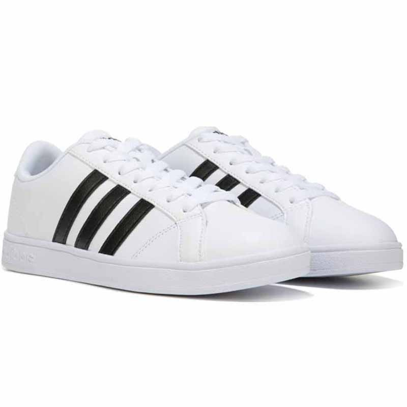 best website 3d2c9 3f80c Adidas Baseline White  Black AW5410 (Mens). Loading zoom