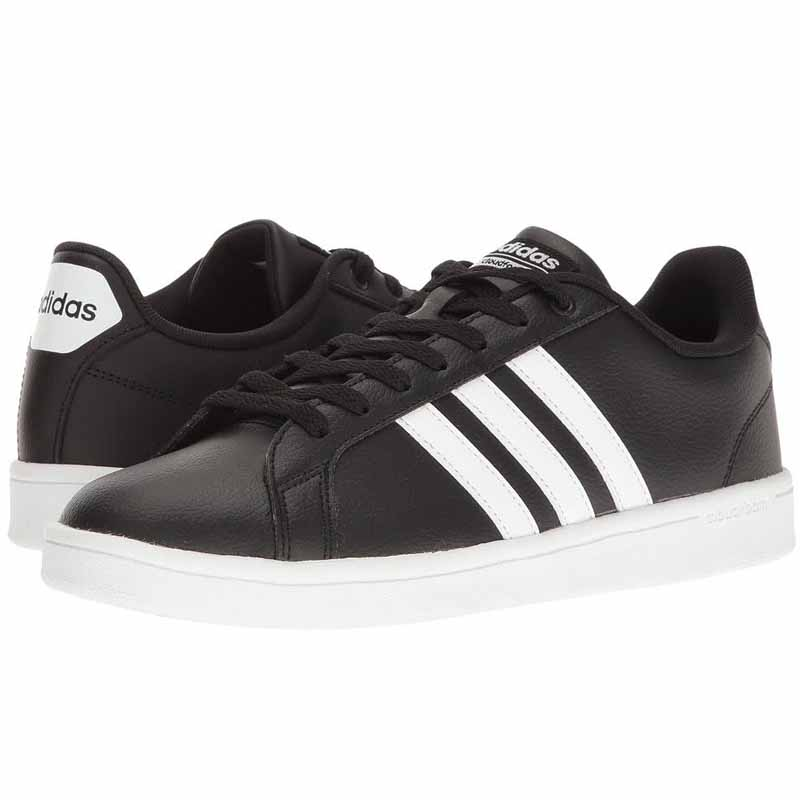 f5d3858b04868 Adidas CF Advantage Black   White B74264 (Men s)