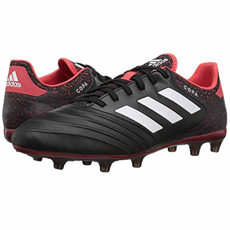 Adidas COPA 18.2 FG Black / White / Coral CP8953 (Men's)