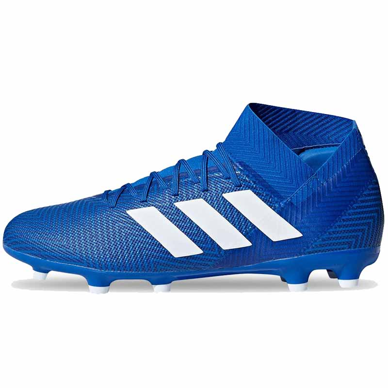 Adidas Nemeziz 18.3 FG Blue / White DB2109 (Men's)