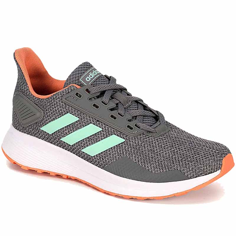 34ea5523f1 Adidas Duramo 9 K Grey / Mint / Granite BB7063 (Youth)