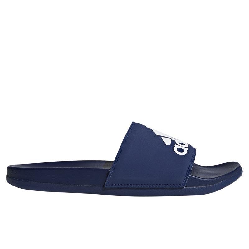 Adidas Adilette Comfort Blue/ White B44870 (Men's)