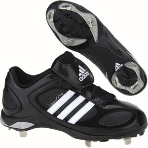 Adidas Diamond King Low Metal Black / White 673208 (Men's)