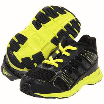 Adidas AdiFast Black / Lime G61655 (Infant)