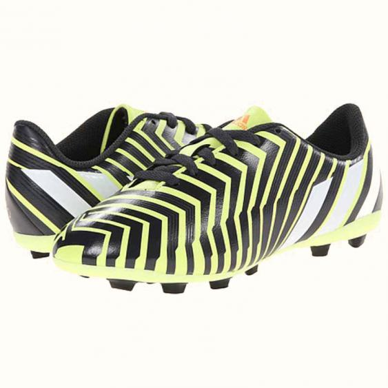 Adidas Predito FXG J Yellow / White / Grey B44357 (Youth)