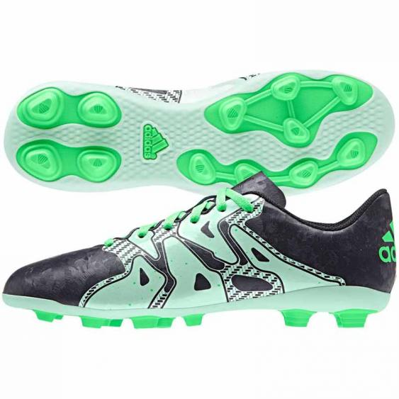 Adidas X 15.4 FxG Night Navy / Frozen Green B23683 (Women's)