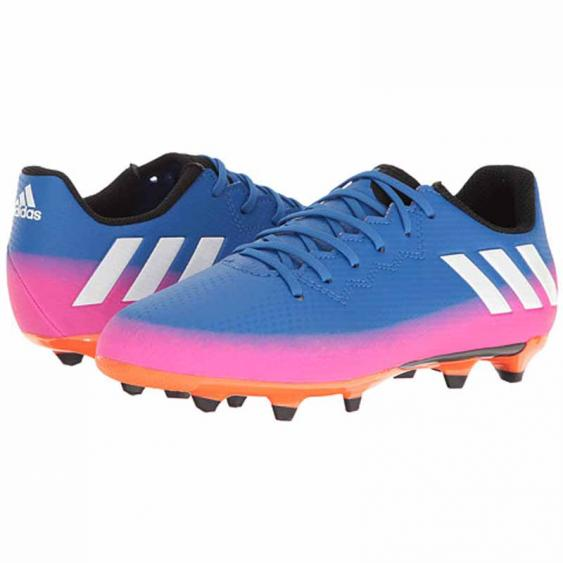 Adidas Messi 16.3 FG Blue / White / Orange BA9147 (Youth)