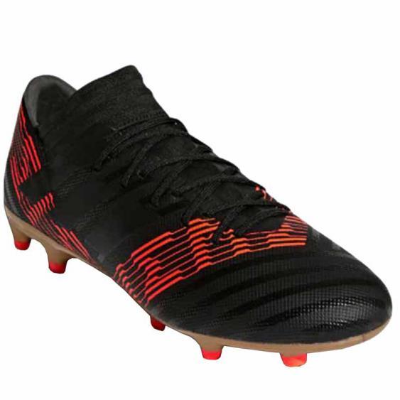 Adidas Nemeziz 17.3 FG Black / Solar Red CP8985 (Men's)