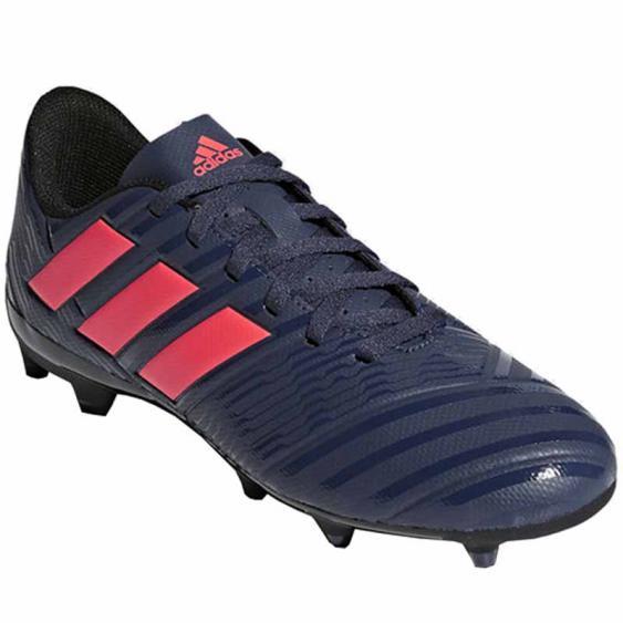 Adidas Nemeziz 17.4 FG W Blue / Red / Black DB2246 (Women's)