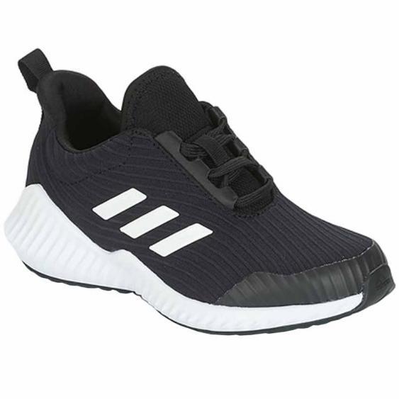 Adidas Fortarun K Black / White AH2619 (Youth)
