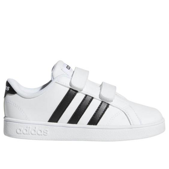 Adidas Baseline CMF White/ Black AW4321 (Infant)