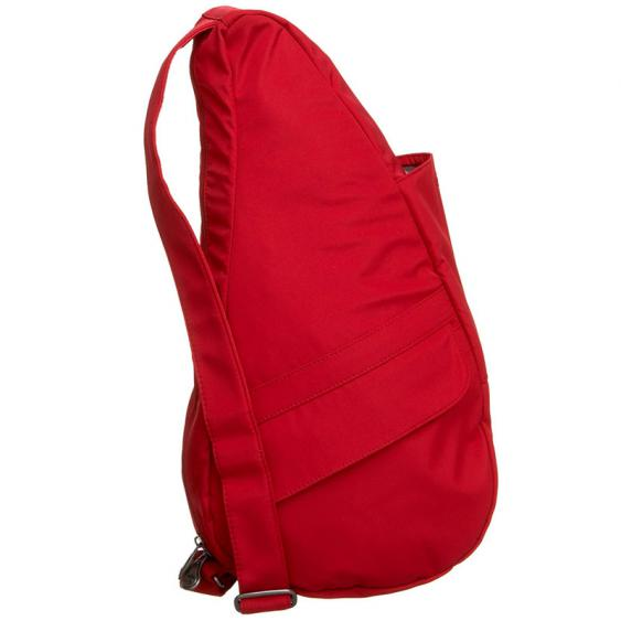 AmeriBag Classic Healthy Back Bag 7103-RD Small Red Microfiber