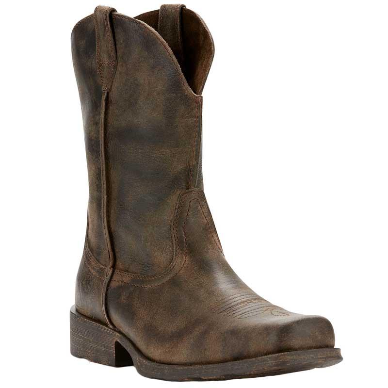 3b1e438ee86 Ariat Rambler Antiqued Grey 10025171 (Men's)