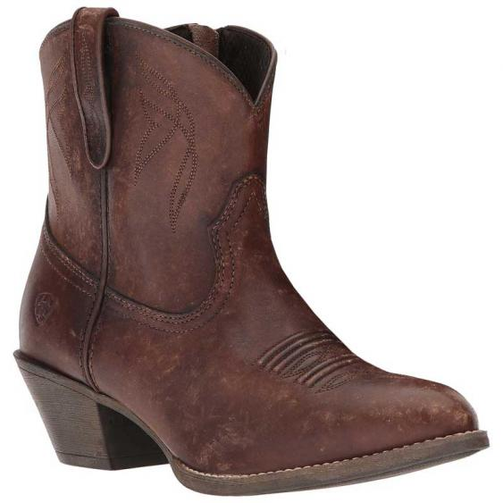 Ariat Darlin' Naturally Distressed Brown 10023211 (Women's)