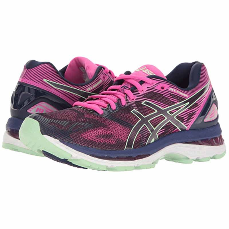 Vasque Shoes Pink And Blue