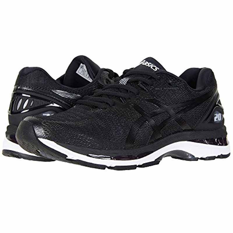 Asics Gel Nimbus 20 Black / White T800N.9001 (Men's)