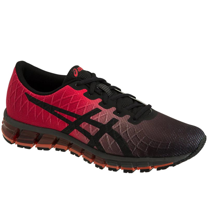 0804c469a6 Asics Gel Quantum 180 4 Classic Red  Black 1021A104.600 (Men s). Loading  zoom