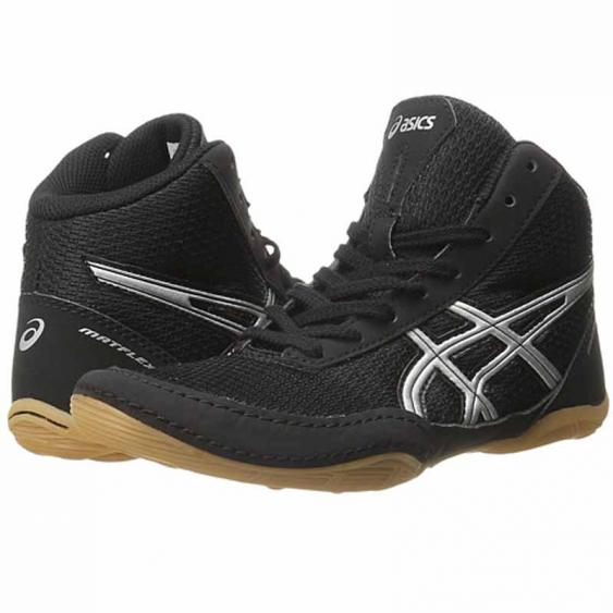 Asics Matflex 5 Black / Silver C545N.9093 (Youth)