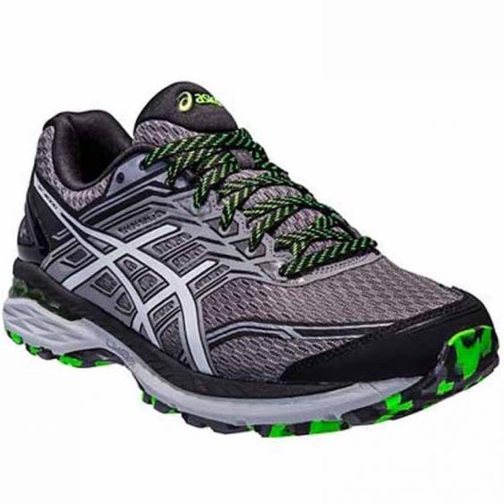 Asics GT 2000 5 Trail Carbon / Grey T712N.9796 (Men's)