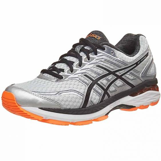 Asics GT 2000 5 Silver / Orange T707N.9390 (Men's)