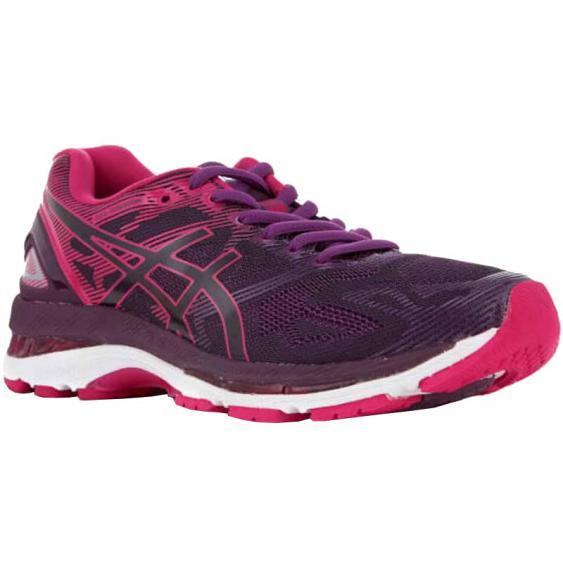 Asics Gel Nimbus 19 Black / Pink T750N.9020 (Women's)