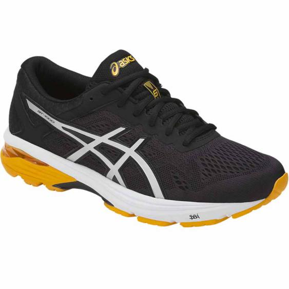 Asics GT 1000 6 Black / Gold T7A4N.9093 (Men's)