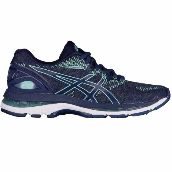 Asics Gel Nimbus 20 Indigo Blue / Green T850N.4949(Women's)