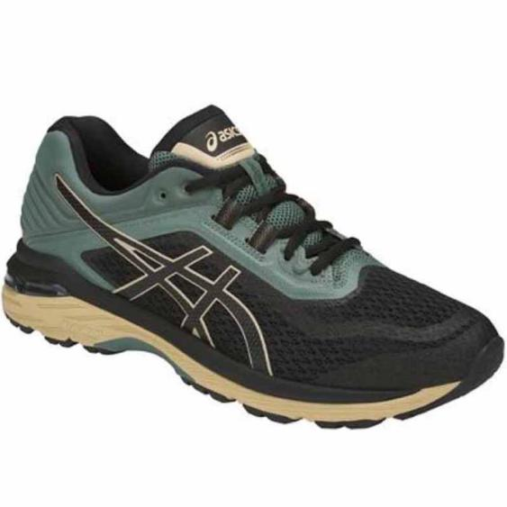 Asics GT 2000 6 TR 4 Black / Forest T8A2N.9090 (Men's)