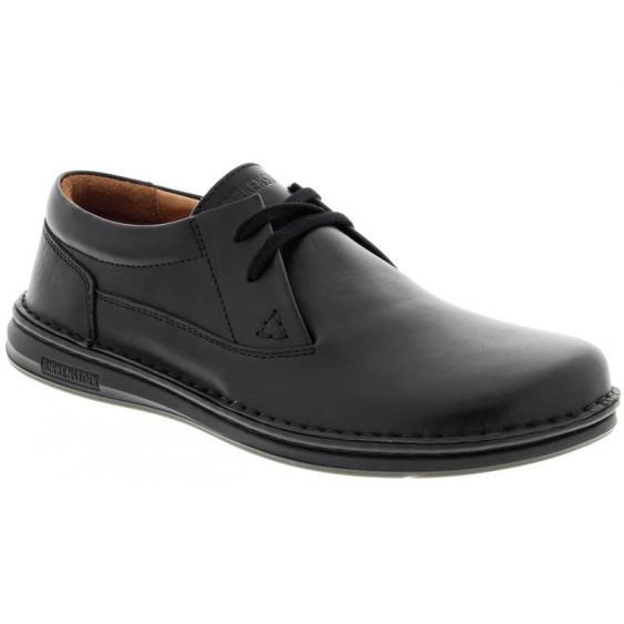 Birkenstock Memphis Black 40649-1 (Men's)