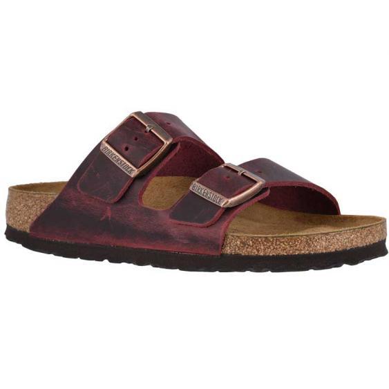 Birkenstock Arizona Soft Footbed Zinfandel Oiled 1014-264 (Women's)