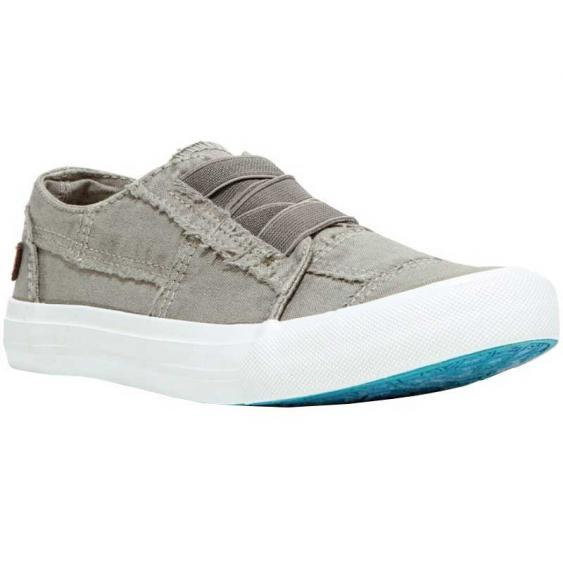 Blowfish Marley Grey Washed Canvas ZS-0071-SCGWC (Women's)