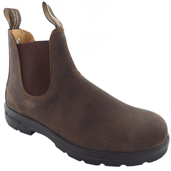 Blundstone 585 Super 550 Series Rustic Brown (Unisex)