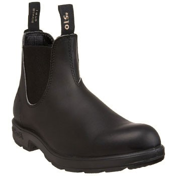 Blundstone 510 Classic Black Leather Boot (Unisex)