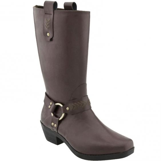 Bogs Dakota Tall Coffee 71419-203 (Women's)