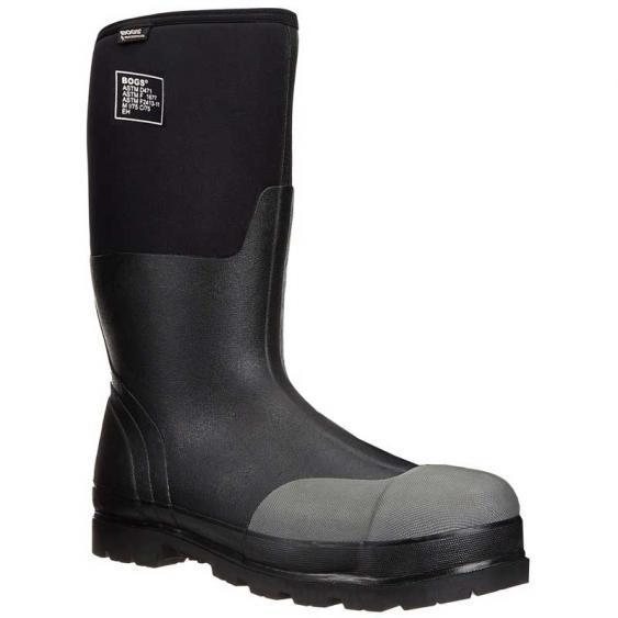 Bogs Rancher Forge Steel Toe Black 69172-001 (Men's)