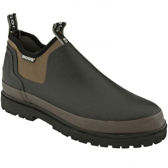 Bogs Tillamook Bay Black 68142-001 (Men's)