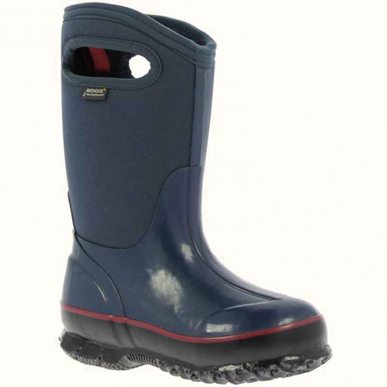 Bogs Classic Navy 71442-410 (Youth)