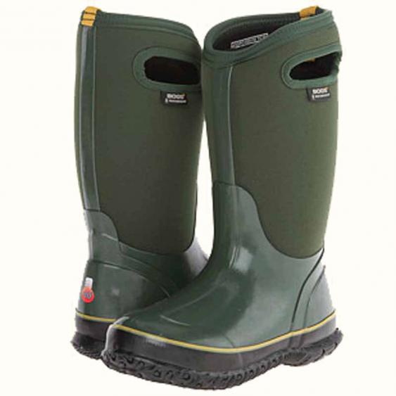 Bogs Classic Dark Green 71442-301 (Youth)