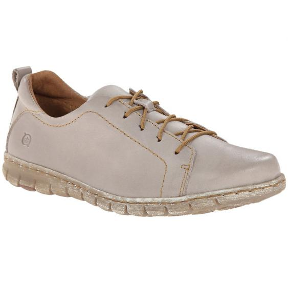 Born Kester Light Grey Full Grain D64928 (Women's)